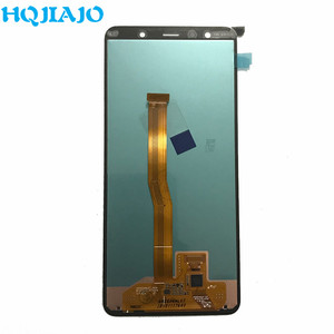 Image 5 - ЖК дисплей 6,0 для Samsung A750, сенсорный экран с дигитайзером для Samsung Galaxy A7 2018 A750 A750F SM A750F A750FN, оригинал