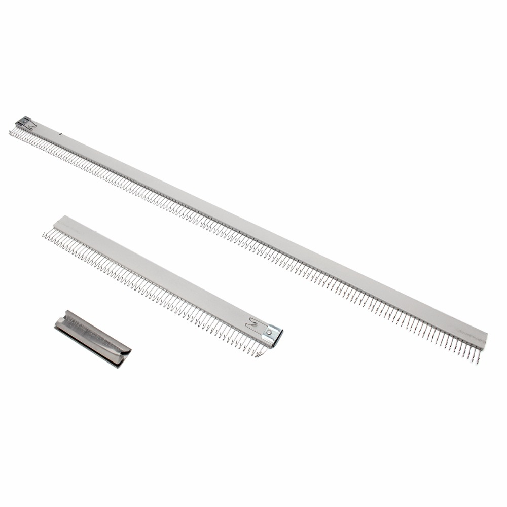 Cast-on Comb Set Spare Part Needles For 9mm Brother Knitting Machine KH260 230 KH270 /Singer SK150 SK890 Sewing Tools Accessory