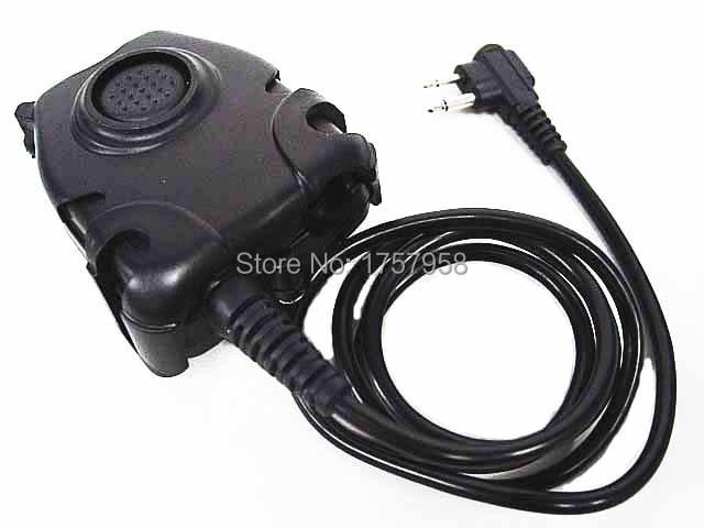 Element / Z Taktischer Peltor PTT Adapter Für Motorola 2 Pins Radio Headset Z Taktischer Ptt Z112 EX112