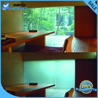 self adhesive electronic power control low reflective tint switchable smart film/Smart film for glass window