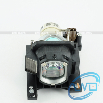 DT01022 /CPRX80LAMP /DT01026 compatible lamp with housing for HITACHI CP-RX78 CP-RX78W CP-RX80 CP-RX80W,ED-X24 Projector