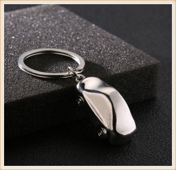 High quality car keychain aluminum alloy personality model wear for BMW 530Li 335i 750i 330i 325i 320si 630i E34 F10 F20 image