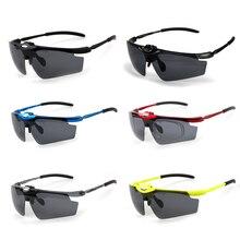 Firelion New Protective Goggles Sunglasses Polarized  Cycling Glasses  Running Sports Sun Glasses 6 Colors Anti-UV PC material