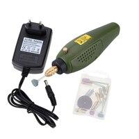 Mini 12V DC Electric Dremel Drill Electric Grinder Grinding Set For DIY Artist Milling Polishing Drilling