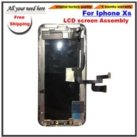 5.8'inch LCD Display Touch Screen Digitizer Assembly Replacement For iphone XS phone screen black