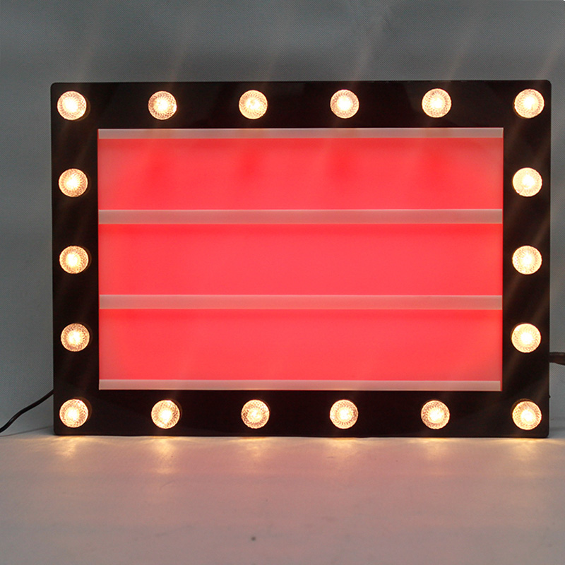 DIY A3 Cinematic Light Box 100 Letters Cinema LED Letter Lamp Battery Operated Wedding Party Home Decor With USB Cinematic LED цена и фото