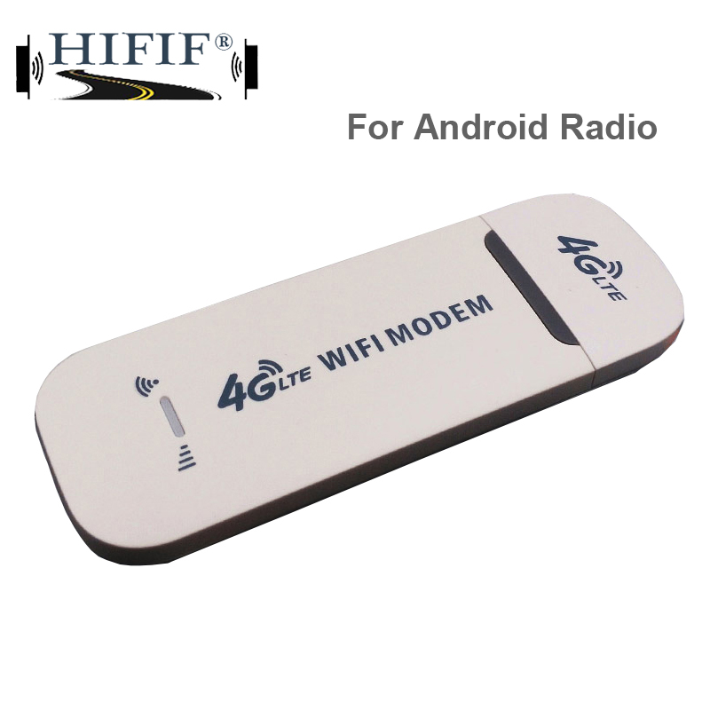 4GDONG001 4G LTE UBS Dongle Wireless WIFI WiFi Modem Stick compatible with all HIFIF Android units4GDONG001 4G LTE UBS Dongle Wireless WIFI WiFi Modem Stick compatible with all HIFIF Android units