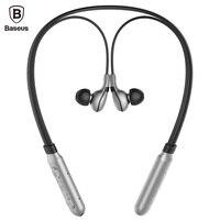 De Baseus E16 Deporte Auriculares Inalámbricos Auriculares Estéreo Bluetooth Banda Para El Cuello Auriculares con Micrófono Auricular Bluetooth V 4.1
