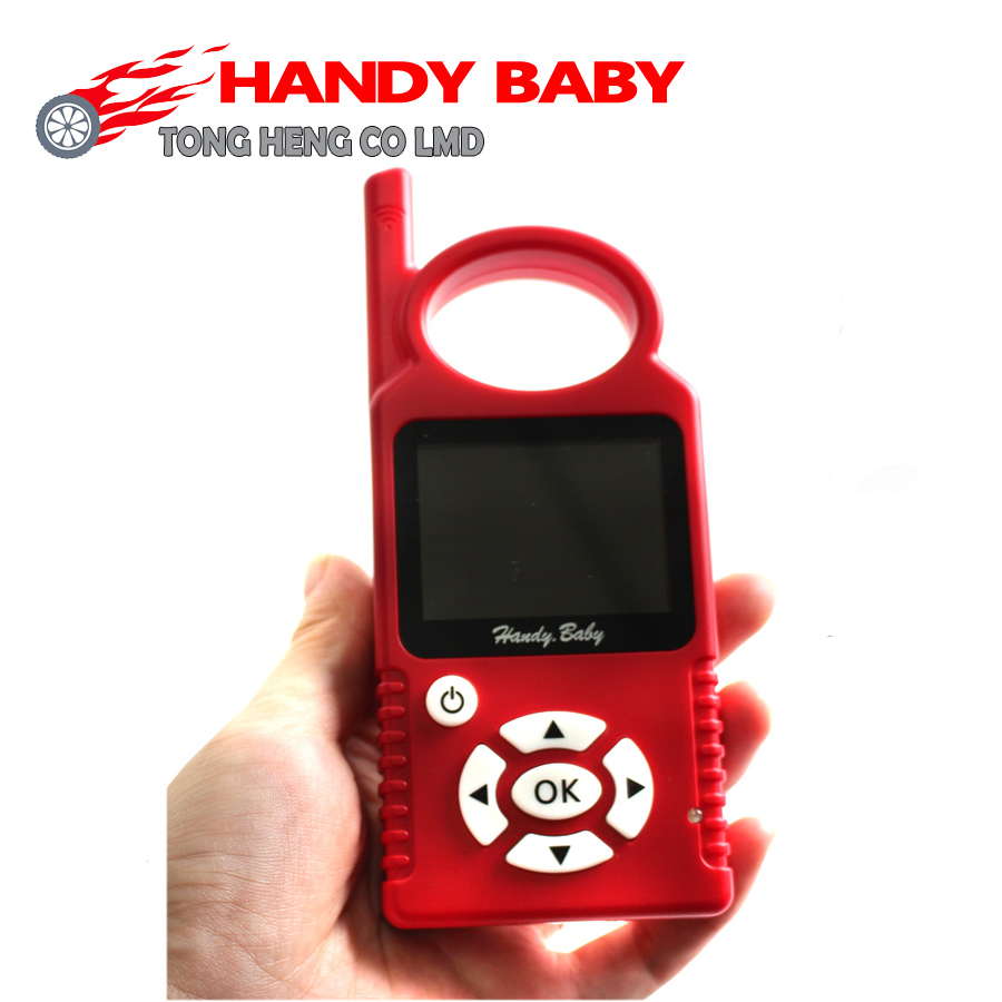 Newest CBAY Handy Baby Car Key Copy For 4D4648 Chips JMD Handy-Baby Auto Key Programmer Update Online Free Shipping