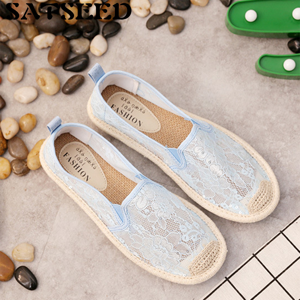2018 Summer Flat Women Shoes New Spring Hollow Canvas Shoes Female Flat Woman Breathe Leisure Shoes Flower Solid Soft Slip-on 2018 new canvas shoes spring summer women shoes genuine leather canvas shoes female round toe flat shoes lace up female canvas s