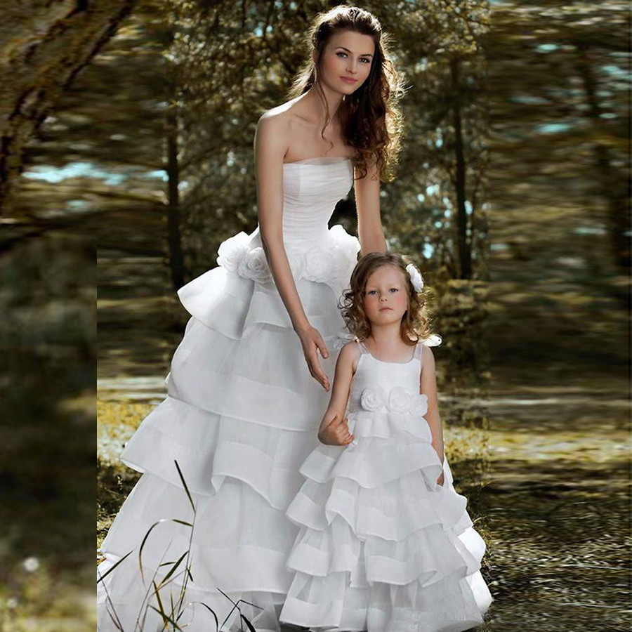 Popular mother country buy cheap mother country lots from for Mother daughter dresses for weddings