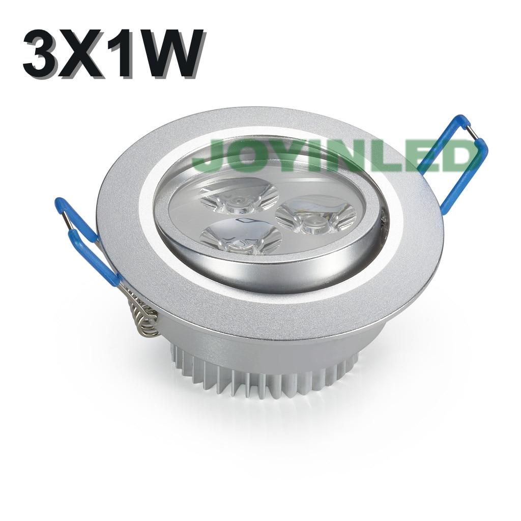 1W 3W 6W 7W 9W 12W 18W Stropna svjetiljka Epistar LED stropna - Unutarnja rasvjeta - Foto 2