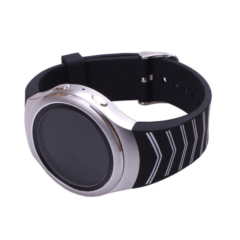 Excellent Quality Watchband Luxury TPU Silicone Watch Band Strap For Samsung Galaxy Gear S2 SM-R720 Men Watch Bracelet