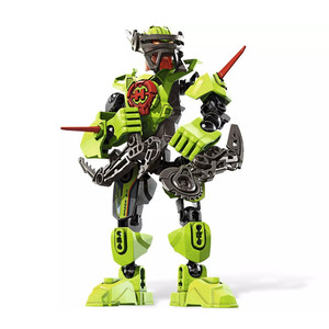 Image 4 - Star นักรบทหาร Bionicle HERO Factory Surge EVO Stringer หุ่นยนต์ Figures ตึกอิฐบล็อกของเล่นเด็ก
