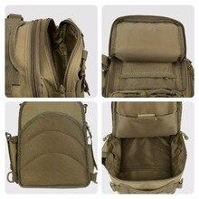 Piscifun Nylon Multifunctional Waterproof Dural Single Shoulder Fishing Camping Hiking Gear Tackle Bags