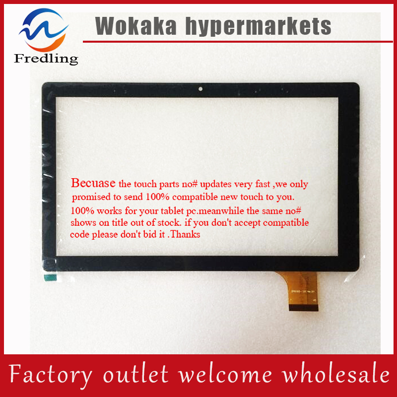 Original New 10.1 inch UNUSUAL 10X QUAD TB-10X Tablet touch screen digitizer panel Sensor Glass Replacement Free Shipping bondibon копилка в технике декопатч сердечко