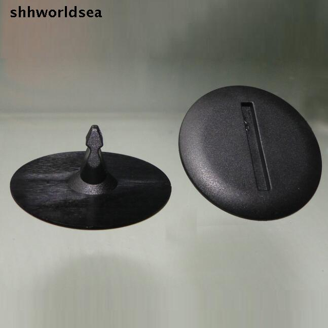 shhworldsea auto plastic fastener car clip the side of the car body armor Skirt lining card buckle for benz 000-991-74-98