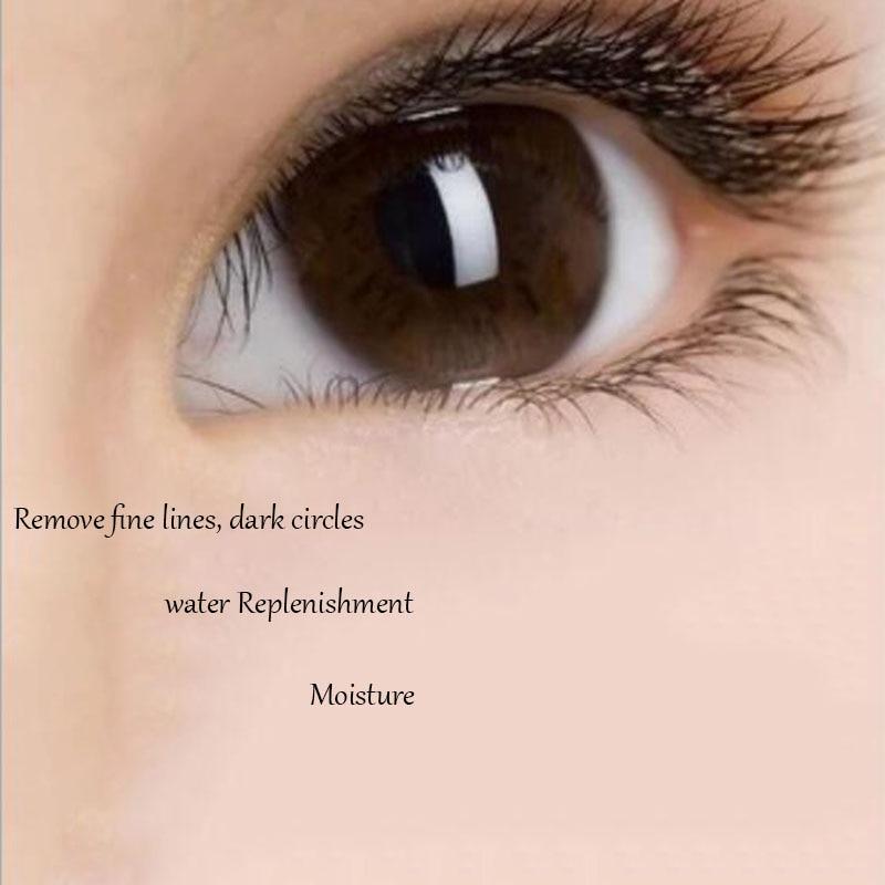 Aliexpress Buy Koogis Eye Mask Gold Crystal Collagen Eyes Care