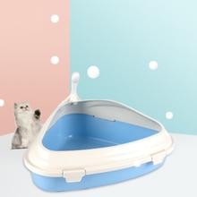 Pet Supplies Toilet Bedpan Waterproof Anti Splash Bedding  Enclosed Plastic Pets Doormat Supply Teddy Dog Cat 30SP030
