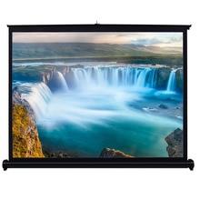 40 дюймов 4:3 HD проекции Экран Портативный в сложенном виде фронтальной проекции Экран для DLP проектор портативный проектор