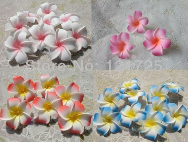 handmade diy 6CM artificial egg flower head Headdress