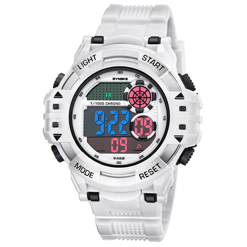 Digital Watches Ambitious Aimecor Electronic Led Watch Waterproof Multi Function Military Sports Led Digital Dual Movement Led Watch With Home Y7125* High Standard In Quality And Hygiene Men's Watches