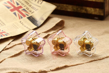 1PC 2016 New acrylic music box creative gifts ornaments Musical Crystal Cello Birthday Music box Valentine Gift KN 004