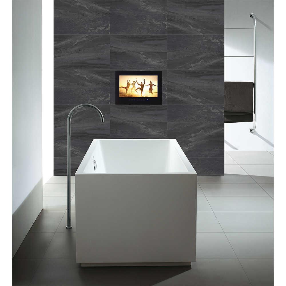 Souria 15.6 pollici Bagno LED IP66 Impermeabile TV Hotel Decor Indoor Display USB Sistema DTV