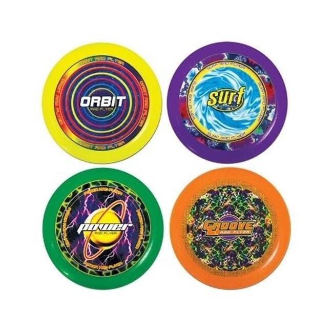 Ja-Ru 1033 Assorted Plastic Frisbee Flying Disc - pack of 24 парафин oneball x wax 5 pack assorted
