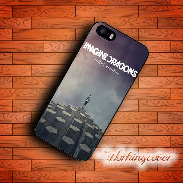 coque imagine dragons radioactive iphone 8