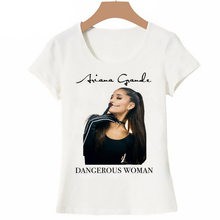 85ab7bb5 Compra ariana grande dangerous woman shirt y disfruta del envío ...