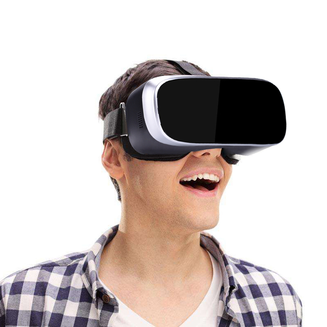 3d Virtual Reality Glasses for PS 4 Xbox 360/One 2560*1440 P 3D Game HDMI Input All In One Headset VR 5.5 inch Display 6