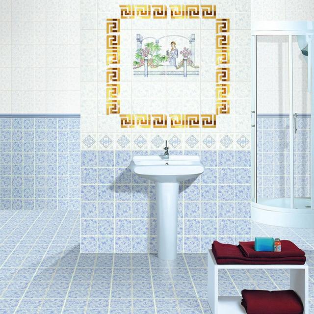 Fashion Mirror Wall Sticker