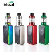 In Stock Original Eleaf Tessera Kit with ELLO TS Atomizer 4ml Tessera Mod Built in 3400mAh with HW1/HW2 Coils Vape E Cigarette