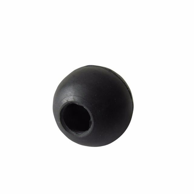 Tourbon Safari Hunting Gun Accessories Rifle Gun Bolt Knob Rubber Ball Grip Handle Cover Black