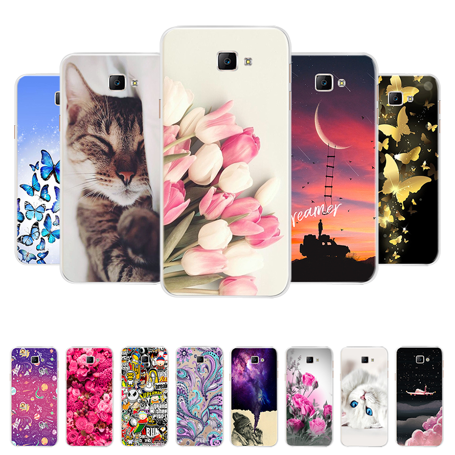 TPU Case Cover For Samsung Galaxy J5 Prime Duos G570F 5.0
