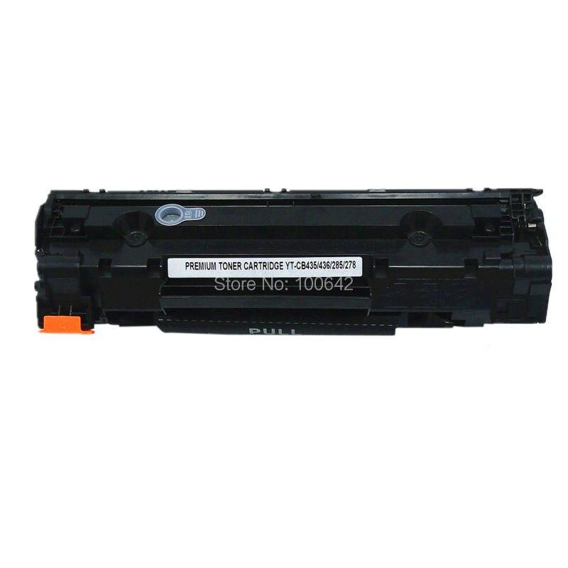 ФОТО 1pcs Toner cartridge for HP CB435A For HP  LaserJet P1005 P1006 P1505 P1505N M1120 M1120n M1522 M1522n M1522nf