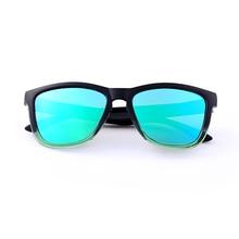 Vissutone men Gradient Colors Designer Polarized sunglasses UV400 unisex 80