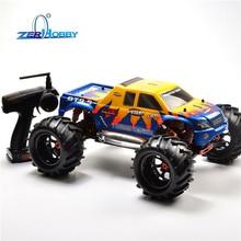 HSP гоночный автомобиль RC 94083 94083GT 1/8 масштаб нитровые 4WD OFF ROAD MONSTER TRUCK высокой мощности TW SH28CXP двигателя