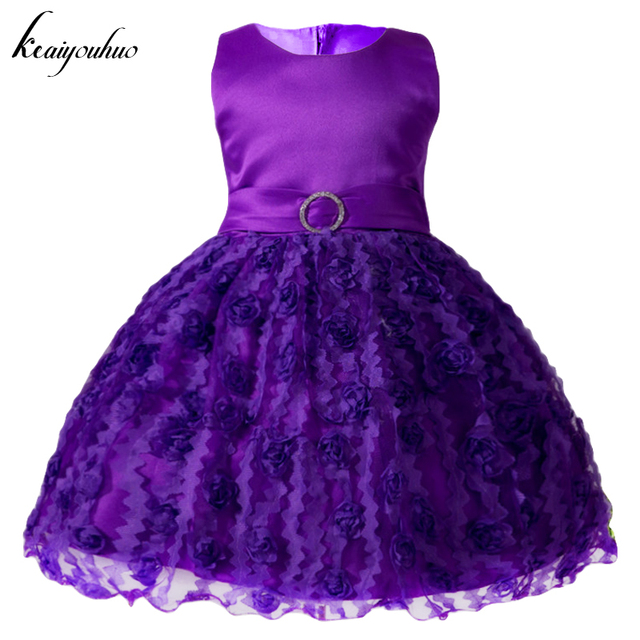 Aliexpress.com : Buy keaiyouhuo 2017 Summer Baby Girls Dress ...