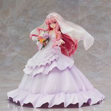 Kadokawa сексуальная фигурка, знакомый с ноль Луизы, свадебное платье Ver. ПВХ фигура аниме коллекционные игрушки