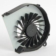 Тетрадь компьютер Компоненты вентиляторы охлаждения процессора для hp G72 Compaq CQ72 KSB0505HA-A серийные ноутбуки Замена охлаждающий вентилятор
