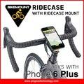 Bicicleta telefone mount holder bicicleta smartphone caso titular stem cap montar titular para iphone 6 plus