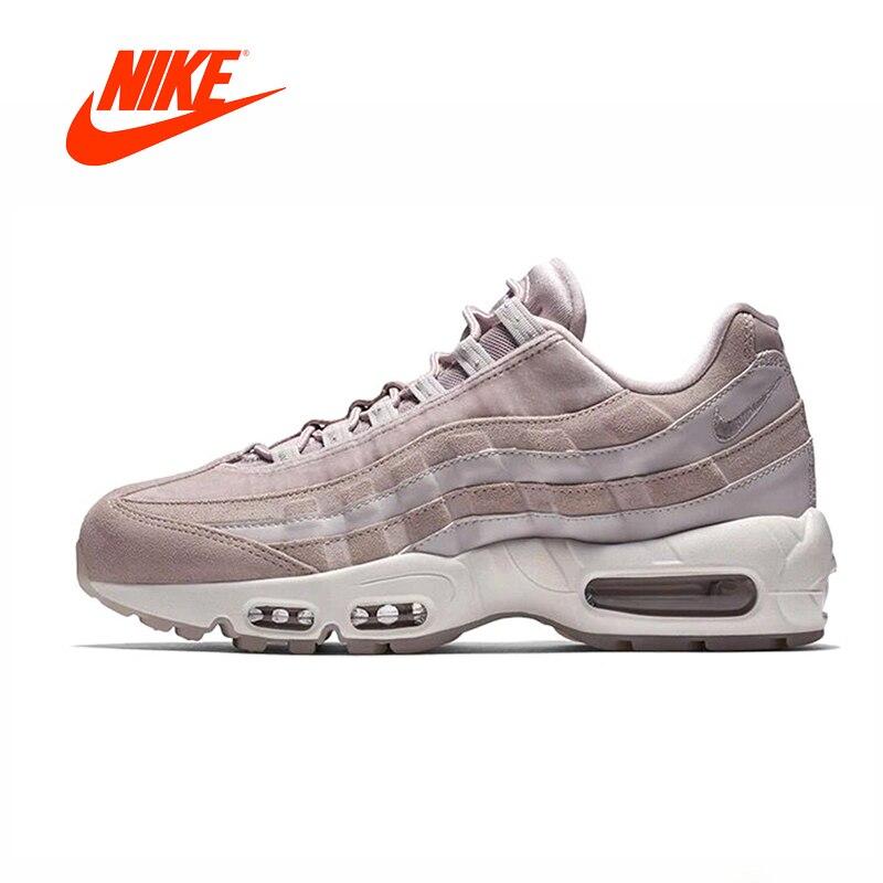 Original Nouvelle Arrivée Authentique Nike Air Max 95 Essentiel de Femmes Confortable Chaussures de Course Sneakers Bonne Qualité AA1103-600