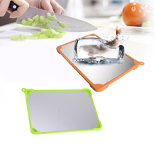Automatic Thawing Plate Cutting Board Fast Frozen Food Meat Fish Food Miracle Defrosting Tray Kitchen Gadgets Cooking Tools