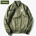 TAWILL 6XL Bomber Military Army ma1 flight Men Jackets Coats Autumn pilot 101 Air force one jacket 2016 New Brand Clothing 2065
