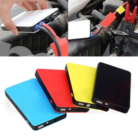 Portable 12V 8000mAh Car Jump Starter Power Bank Auto Jumper Engine Power Bank Emergency Booster Battery Voiture Car Accessories