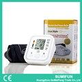 1Pcs Digital Upper Arm Blood Pressure Pulse Monitors tonometer Portable health care bp Blood Pressure Monitor meters C770