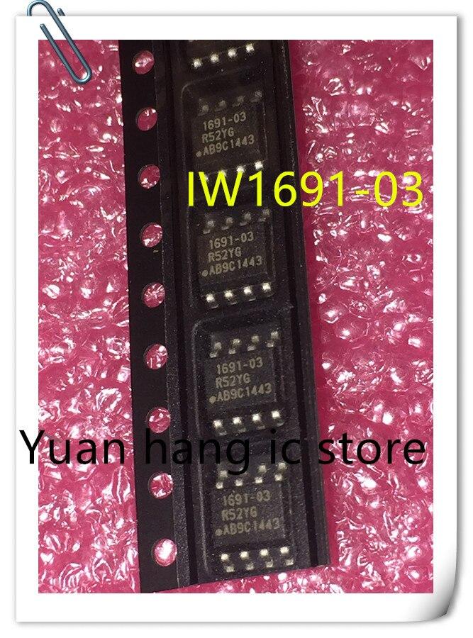 10PCS IW1691-03 1691-03  SOP8  100% New