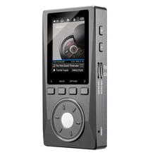 Новый xduoo X10 (+ 32 ГБ + кожаный чехол) портативный высокое Разрешение без потерь DSD музыкальный плеер DAP Поддержка оптический Выход MP3-плееры